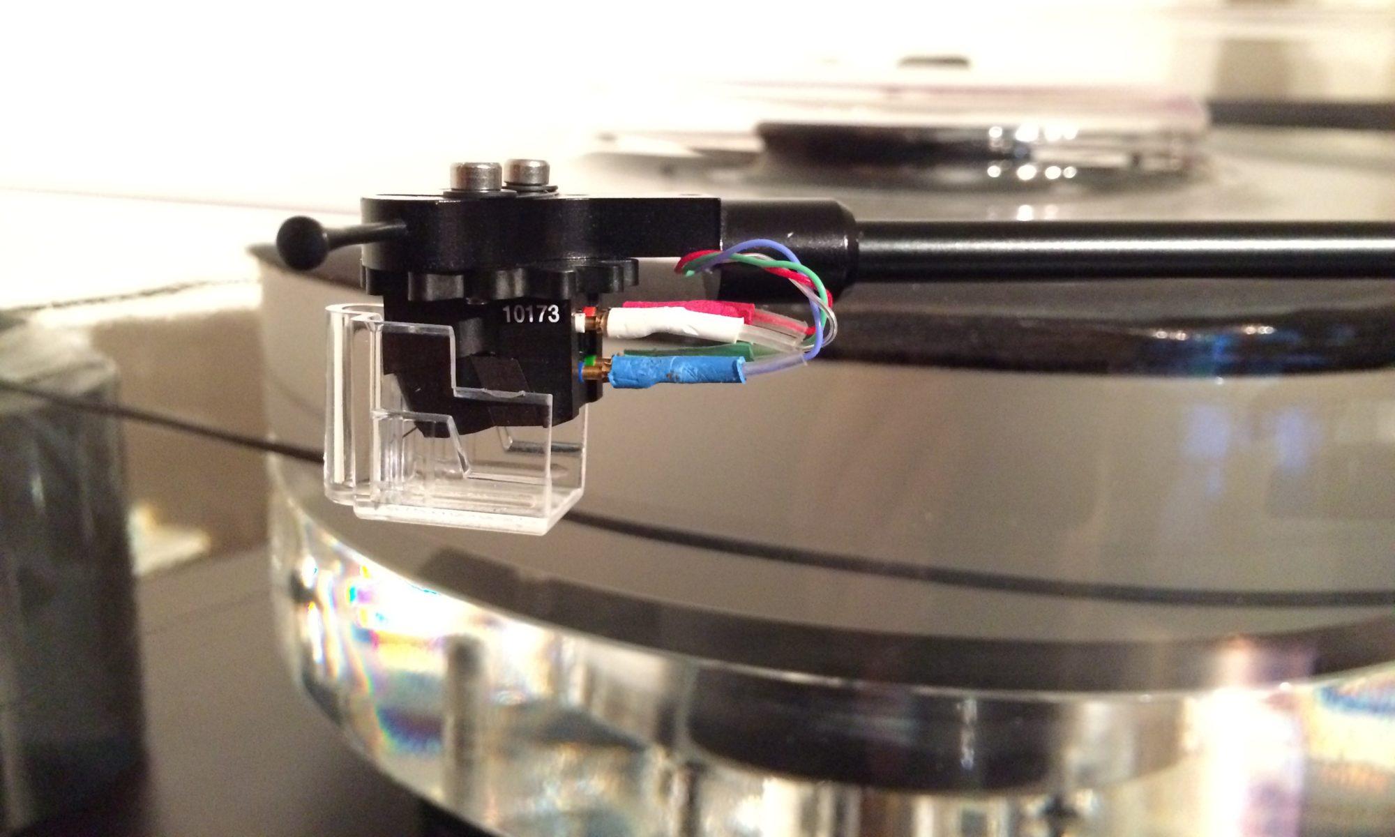 Audiophile og vinylentusiast